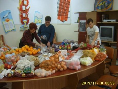 Activități sociale generoase la Liceul Tehnologic Ion Bănescu (1) (Medium)
