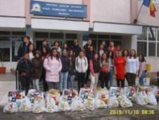 Activități sociale generoase la Liceul Tehnologic Ion Bănescu (3) (Medium)