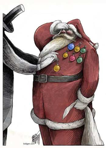 Caricaturiștii lumii & Merry Christmas-03-Angel Boligán-Mexic