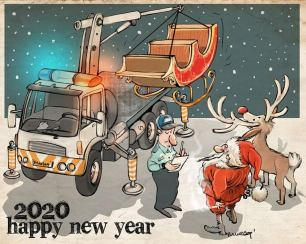 Caricaturiștii lumii & Merry Christmas-15