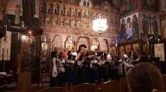 Corul Song în concert 9 dec2019 Biserica Sf. Elefterie din Bucuresti-1