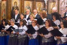 Corul Song în concert 9 dec2019 Biserica Sf. Elefterie din Bucuresti-5