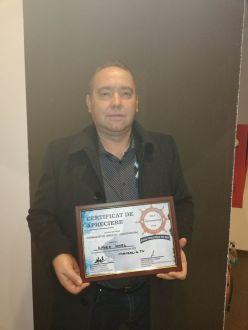 Emil-Corneliu Ninu GALA VOLUNTARILOR CONSTANȚA 2019-21