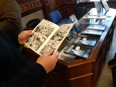 Lansarea nr. 2 al revistei BD Historia - benzi desenate istorice (18) (Medium)