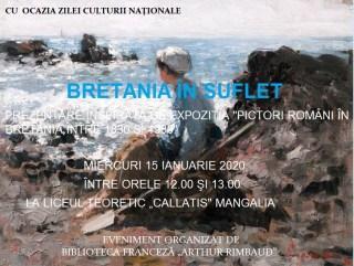 Bretania in suflet - Biblioteca Franceza Mangalia