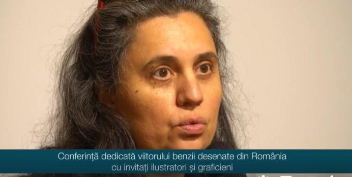 Mădălina Corina Diaconu, publicist Radio România Cultural.