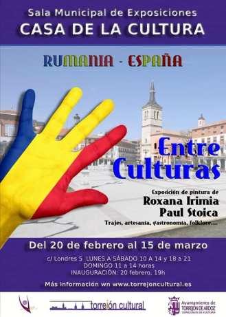 Paul Stoica - Spania Casa de la Cultura expo