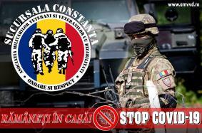 Asociaţia militarilor veterani AMVVD Sucursala Constanţa2