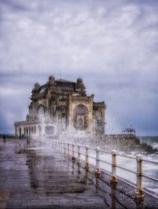 Auris Luca - Curajoșii fac duș astăzi, pe faleză - 6febr2020