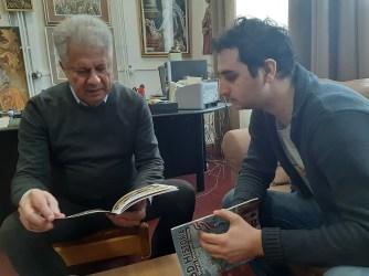 Valentin Tănase - cu Mihai Ionut Grajdeanu2