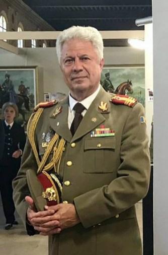 Valentin Tănase - in uniforma MApN