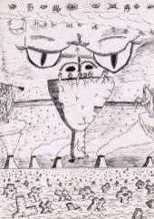 Cristian Paul Cosmiuc desene in tuș-03