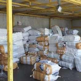 bunuri confiscate Portul Constanţa Sud Agigea2