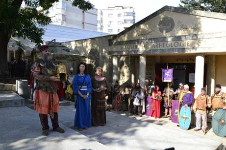 dacii si romanii la Muzeul Callatis din Mangalia-09