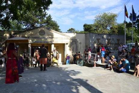 dacii si romanii la Muzeul Callatis din Mangalia-12