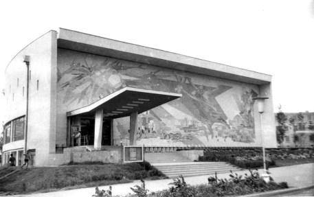 1961 Mangalia casa de cultura