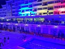 Hotelul Panoramic Olimp pe înserat-foto-Elena Stroe-03