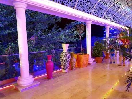 Hotelul Panoramic Olimp pe înserat-foto-Elena Stroe-09
