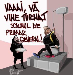 Marian Avramescu - omul potrivit, pe scaunul corespunzător