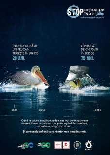 STOP deșeurilor din ape - ABADL-08