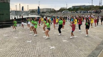 Jerusalema-Flashmob-Mangalia3