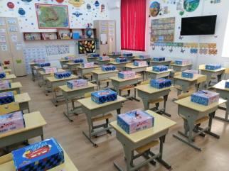 Limanu - 600 de copii incep scoala cu rechizite noi-02
