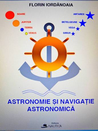 Astronomie și Navigație Astronomică - Forin Iordănoaia1