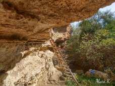 Bisericuțele rupestre de la Dumbrăveni Foto Maria Cazacu-10