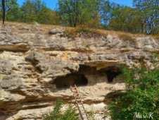 Bisericuțele rupestre de la Dumbrăveni Foto Maria Cazacu-11