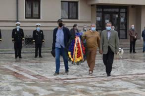 Ziua Armatei României - ACMRR Mangalia, Liga Navală Română Mangalia și Liga Maistrilor Militari de Marină Mangalia-04