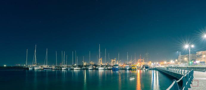 Mangalia, noaptea - foto digitaladviser-04