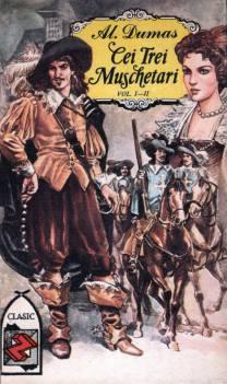 Valentin Tănase - D'Artagnan și muschetarii săi-02