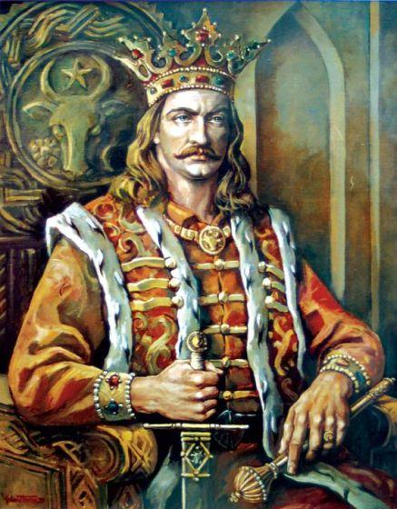 Stefan cel Mare si Sfant - Valentin Tanase-14