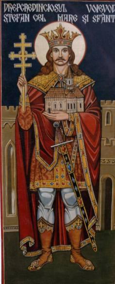 Stefan cel Mare si Sfant - Valentin Tanase-24