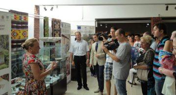 Expoziția temporară BUCOVINA TRADIȚIONALĂ-Muzeul Callatis