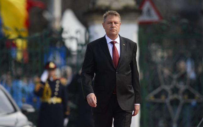 Preşedintele Klaus Iohannis FOTO Mediafax