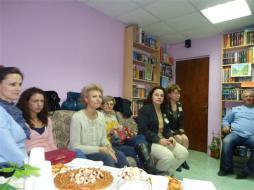 Seara Eminescu la Bookstore&Tea-02 (Small)