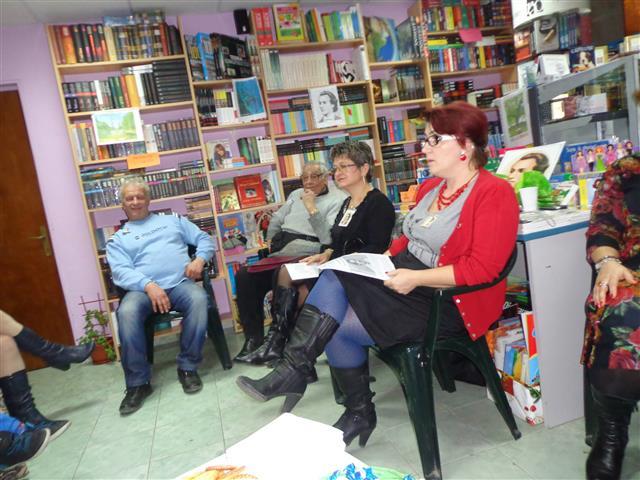 Seara Eminescu la Bookstore&Tea-11 (Small)