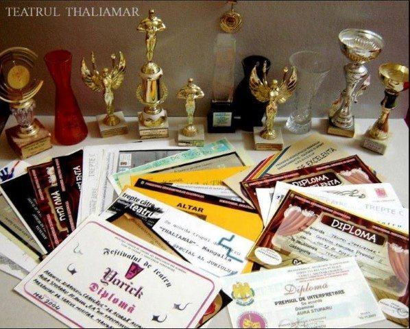 Thaliamar-Mangalia-diplome-premii