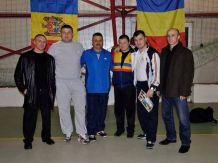 Turneul Internațional Beclean 2014-antrenorii