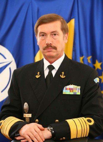 Viceamiral dr Aurel POPA