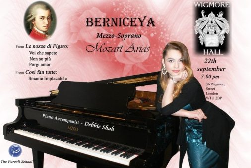 Berniceya - Wigmore Hall
