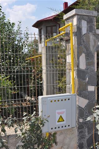 foto 4-La Mangalia s-a pus în funcţiune sistemul de distribuţie a gazelor naturale
