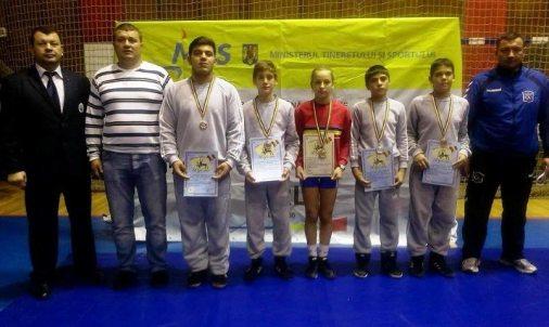 targoviste-medaliatii