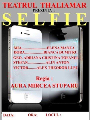 teatru selfie thaliamar