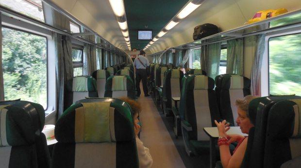 trenurilesoarelui