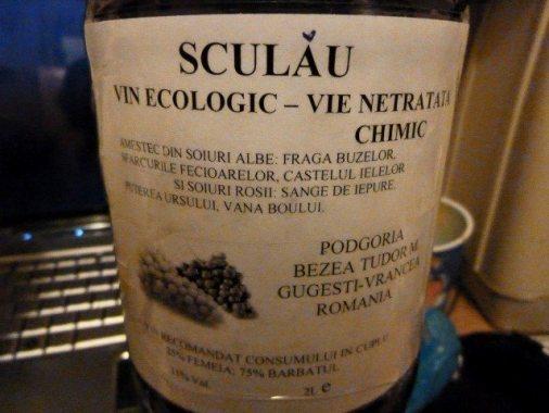 vin sculau