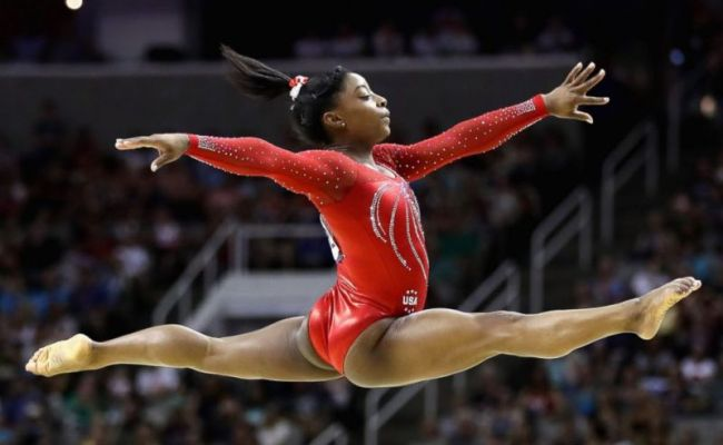 Biles Snatches Fourth Olympic Gold Mangalorean