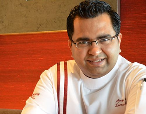 Indian cuisine needs to be revived chef ajay chopra mangalorean people in india have started to explore much more foreign food than our own food thats where this whole thought process came and i was very kicked about forumfinder Images