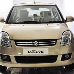 Maruti Dzire New Model 2012